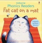 Usborne 'Fat Cat on a Mat' Book