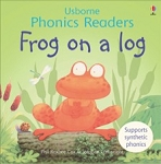 Usborne 'Frog on a Log'
