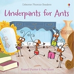 Usborne 'Underpants for Ants' Book
