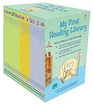 Usborne 'My First Reading Library' books