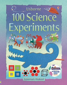 Usborne '100 Science Experiments' Book
