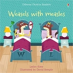 Usborne 'Weasels with Measles'