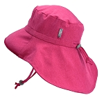 Twinklebelle - Jan & Jul Adjustable Adventure Hat Hot Pink