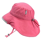 Twinklebelle - Jan & Jul Adjustable Adventure Hat Heather Pink