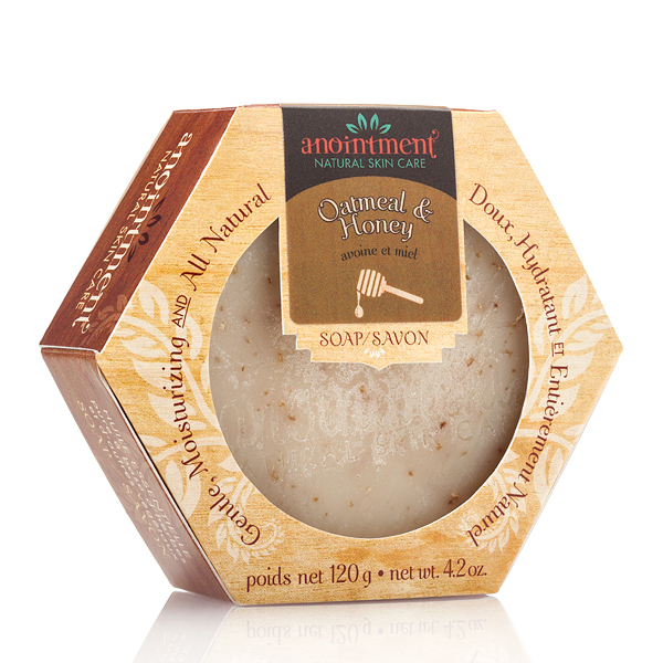 Anointment Handcrafted Soap