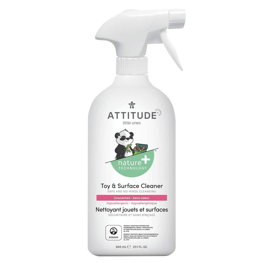 Attitude - Toy & Surface Cleaner 800mL