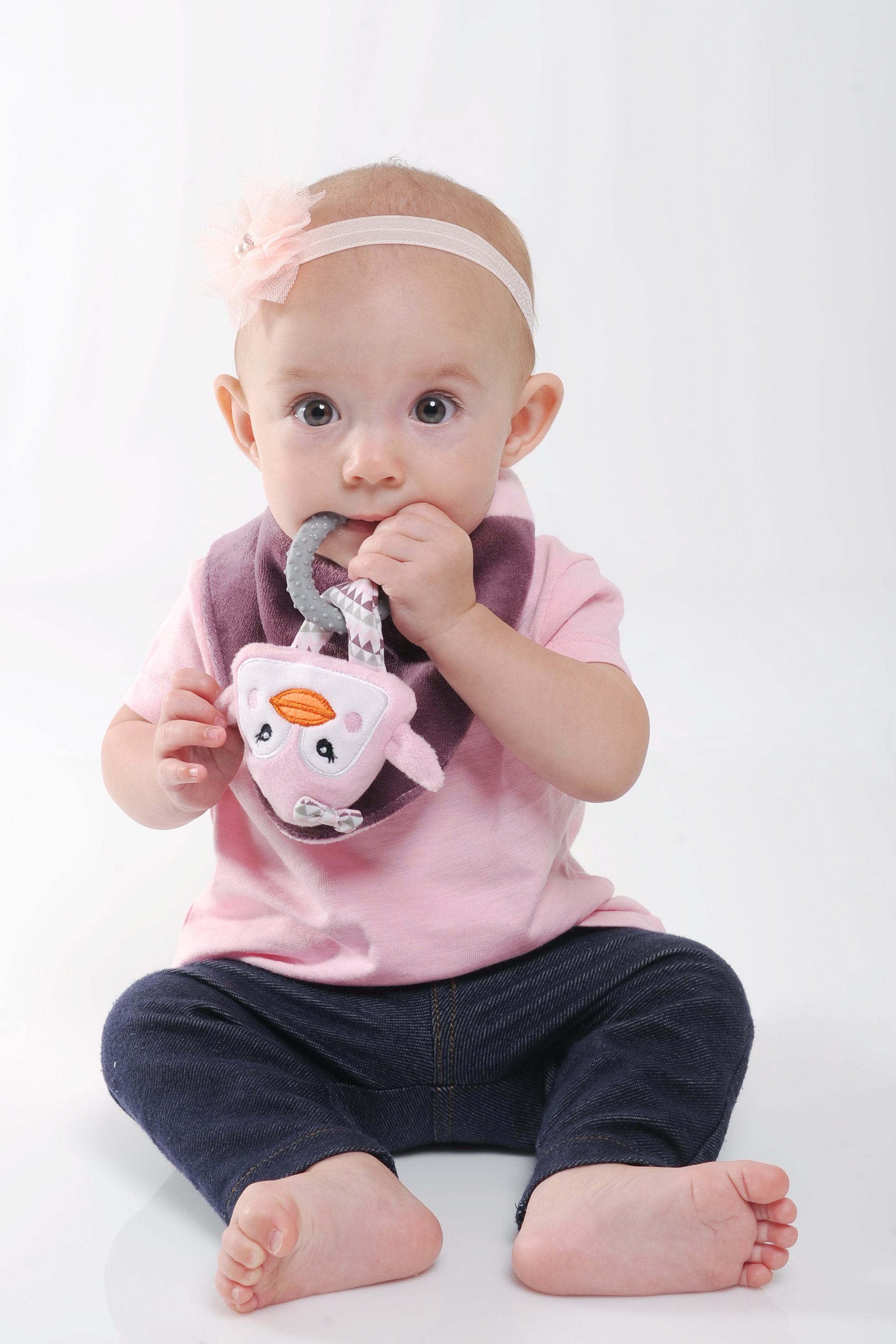 Buddy Bib Teething Toy & Bib