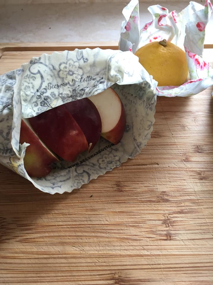 Beeswax & Cotton Starter Pack Reusable Bags