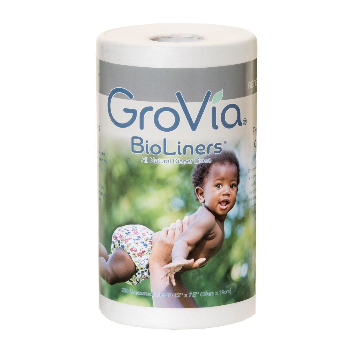 GroVia Bioliners (roll of 200)