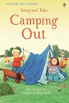 Usborne 'Farmyard Tales Camping Out' Book