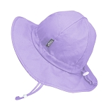 Twinklebelle - Jan & Jul Cotton Floppy Grow With Me Sun Hat - Lavender
