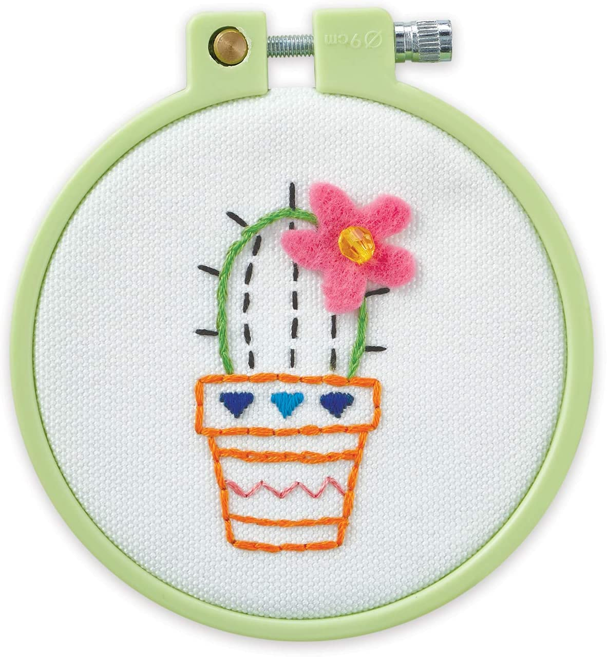 MINDWARE Make-Your-OWN Embroidery Crafts