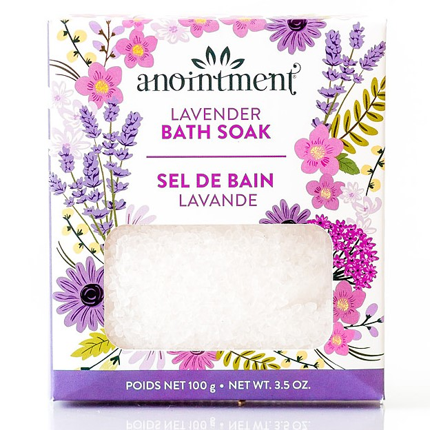 Anointment Bath Soak's