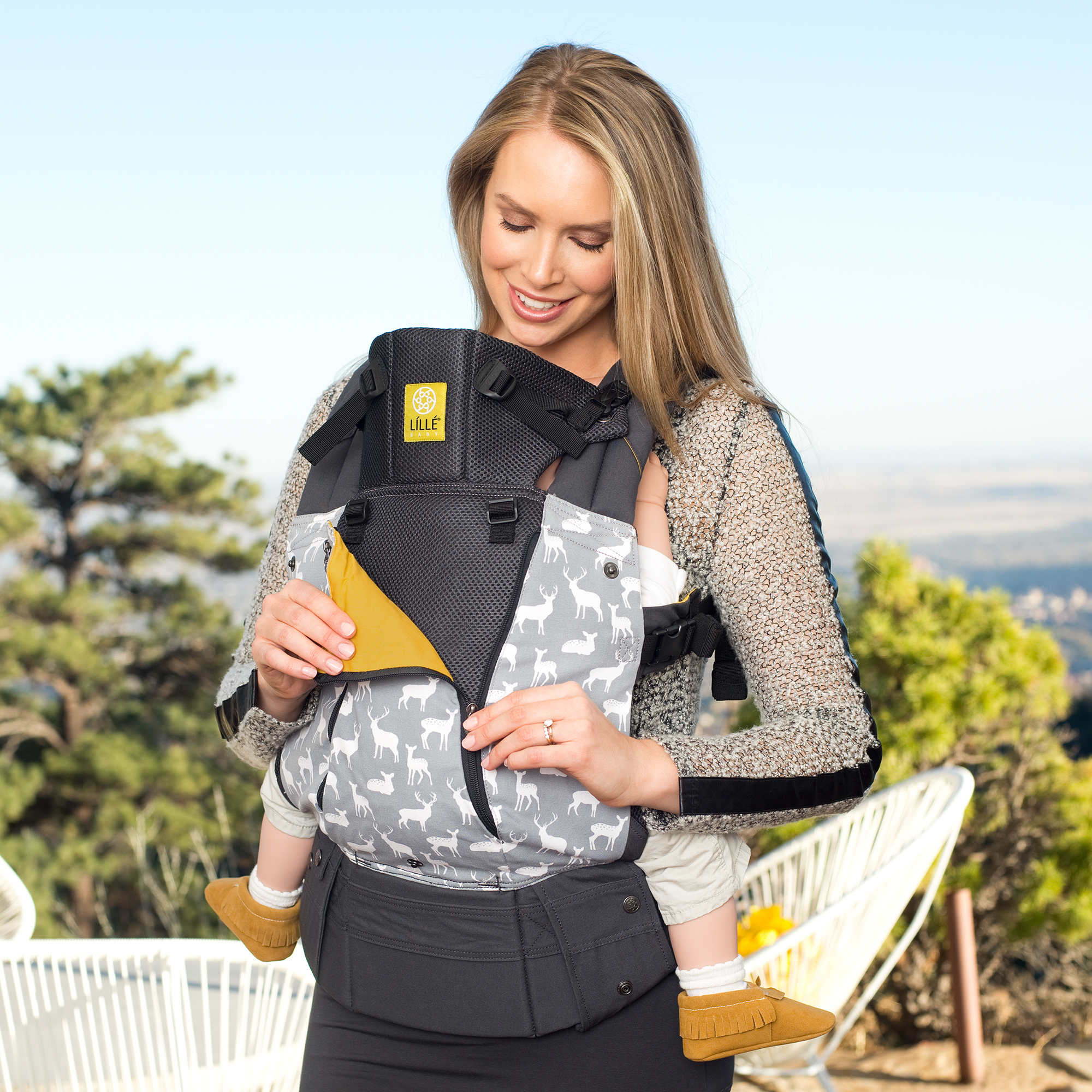 1382204a5d5 Lillebaby Complete All Seasons Baby Carrier