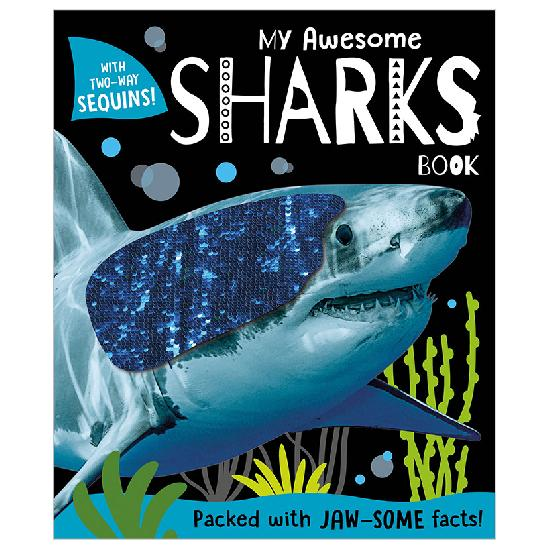 Make Believe Ideas - My Awesome Shark Book