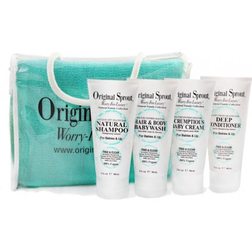 Original Sprout Deluxe Travel Set