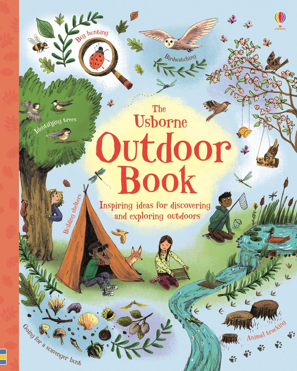 Usborne 'Outdoor' Book