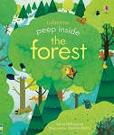 Usborne 'Peep Inside the Forest' Book