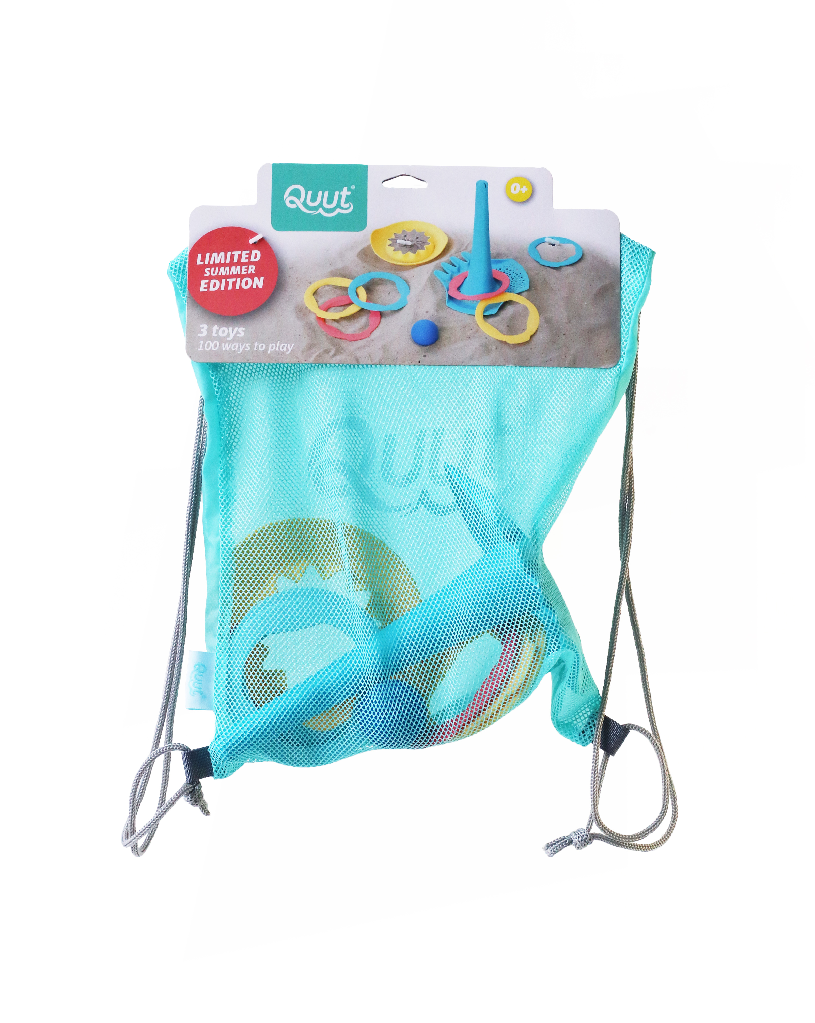Quut - Beach Play Set with Triplet