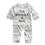 Portage & Main Romper - The Snuggle is Real