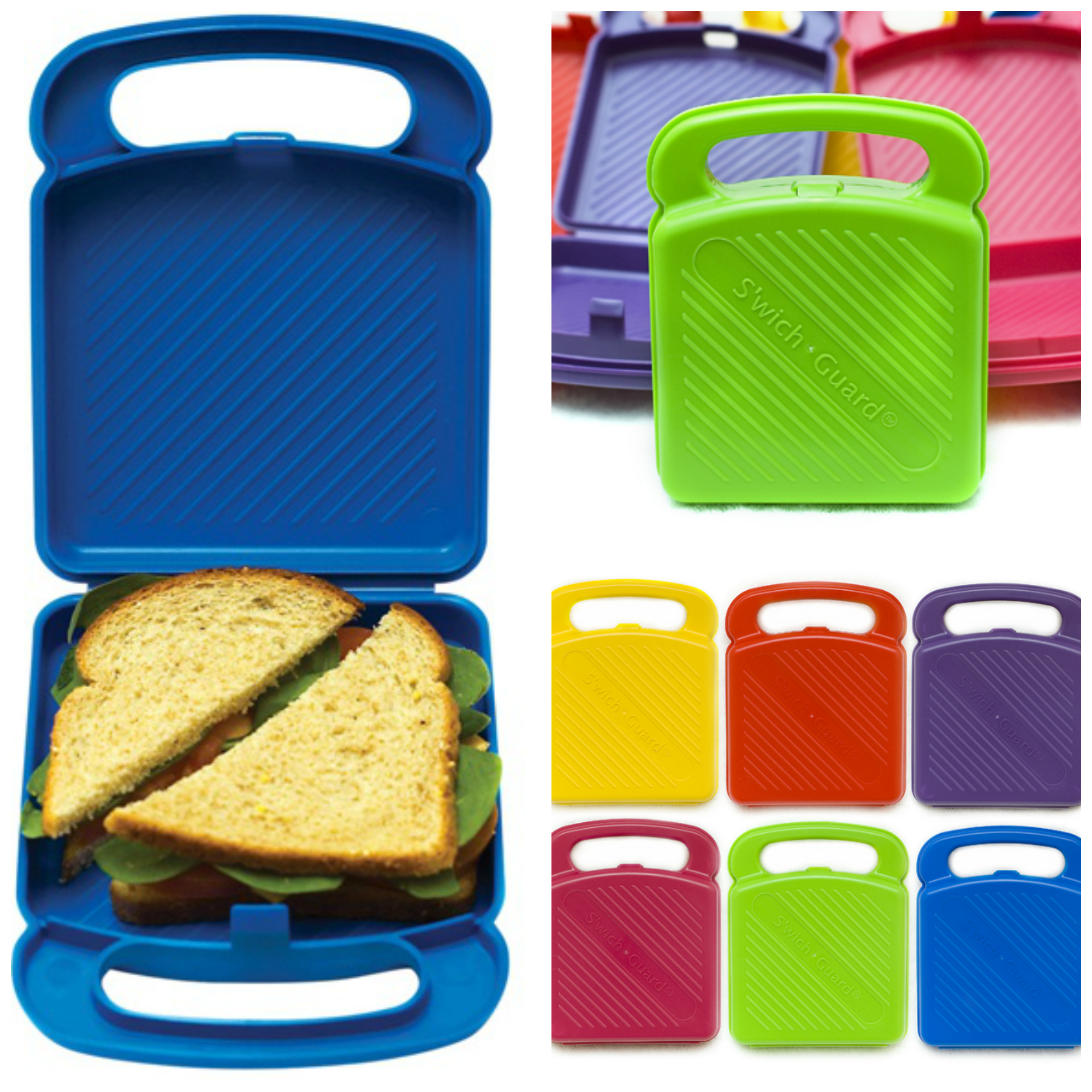 S'wich Guard - Sandwich containers