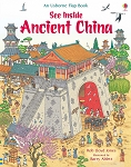 Usborne 'See inside Ancient China' Book