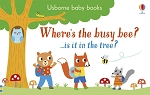 Usborne 'Where's The Busy Bee?' Book