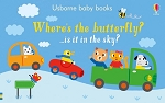 Usborne 'Where's The Butterfly' Book
