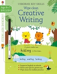 Usborne 'Wipe-Clean Creative Writing 6-7' Book