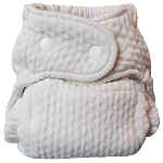 Bummis Dimple Diaper One-Size Fitted Diaper