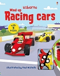 Usborne 'Wind-up racing cars' Book