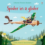 Usborne 'Spider in a Glider' Book