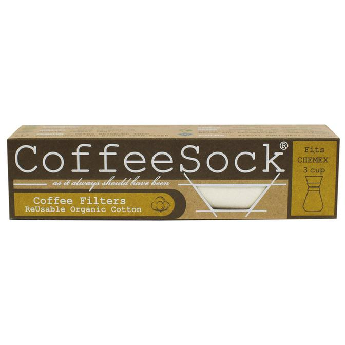 Coffee Sock - Chemex® Style 3 cup 2PACK