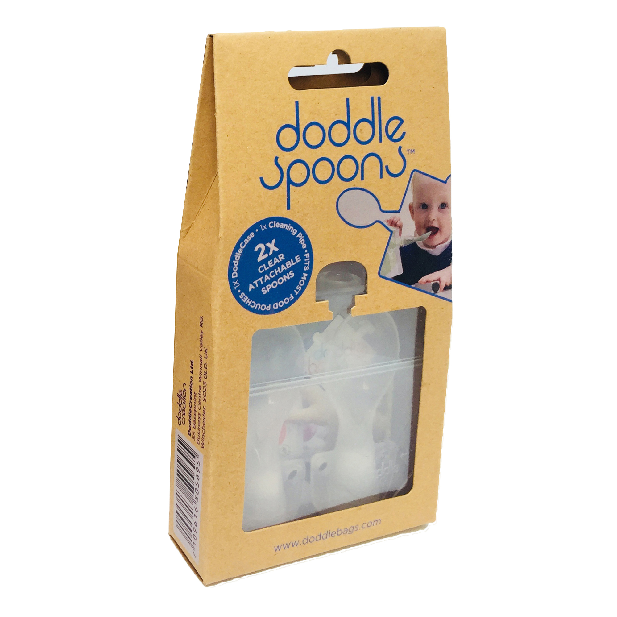 Doddle Bags - Spoon Attachment Pack