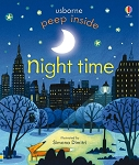 Usborne 'Peep inside night time' Book