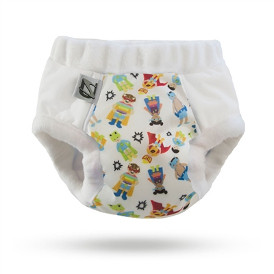 Super Undies NIGHT TIME Undies SIZE 1 (3T)