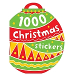 Make Believe Ideas - 1000 Christmas Stickers Activity Book