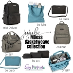 Ju Ju Be MBoss Collection - Dr BFF, Zealous, Midi, Be Light, Be Quick and Be Set