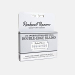 Rockwell Originals - Double-Edge Razor Blades - 20-Pack (~100 Shaves)