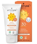 Attitude - Baby & Kids Mineral Sunscreen 75g