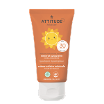Attitude - Baby & Kids Mineral Sunscreen 150g