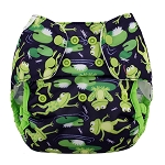 Blueberry Diapers Capri One Size Cover