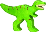 Holztiger Wooden Toy - Dinosaurs, Dragons, and Knights, and Other