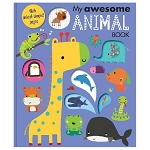 Make Believe Ideas - My Awesome Animal Book