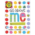 All About Me Activity Book