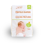 AMP Newborn Organic Cotton Prefolds