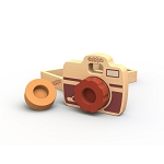 Begin Again ShutterBug Camera