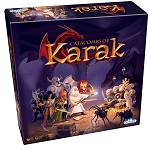 Catacombs of Karak - Board Game