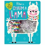 Make Believe Ideas - How to Charm a Llama Book