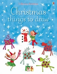 Usborne 'Christmas Things to Draw' Book